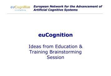 Education Breakout Session