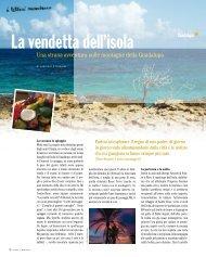 Di Fabrizio Ottaviani: La vendetta dell'isola - Ardia.ch