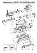 Einzelteile der Lokomotive 54561 - Modellismo ferroviario - Page 5
