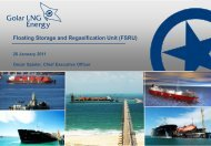 Floating Storage and Regasification Unit (FSRU) - pptfun
