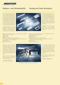 Metallgriffsystem in speziellem Farbdesign Metallic Handle System ... - Seite 2