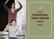 international press freedom - Committee to Protect Journalists