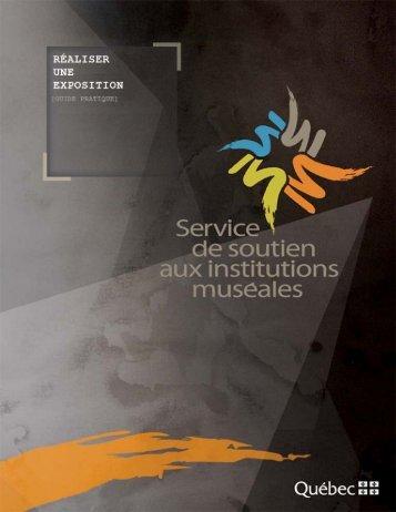 Réaliser une exposition-guide pratique - Ministère de la Culture et ...