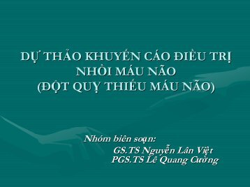 tại đây - Bệnh học Tim Mạch Trực Tuyến Việt Nam