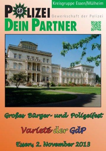63. Großes Bürger- und Polizeifest - bei Polizeifeste.de