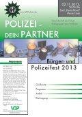 63. Großes Bürger- und Polizeifest - bei Polizeifeste.de - Page 2