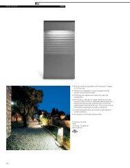 • BLIZ luminaires are available with fluorescent, halogen ... - iGuzzini