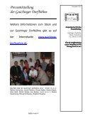 Pressemitteilung der Guichinger Dorfbühne - Kultur, Kultur, Kultur - Page 4
