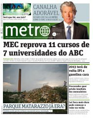 MEC reprova 11 cursos de 7 universidades do ABC - Metro
