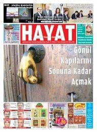 74. sayi PDF sayfalar_54. sayi PDF sayfalar.qxd - Hayat Online