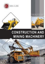 Construction and Mining Machinery - Turkey Contact Point