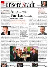 unsere Stadt_August11.pdf - SPD-Ortsverein Landau-Mörzheim