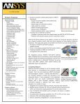 ANSYS® AUTODYN® Explicit Software for Nonlinear ... - ESSS - Page 2