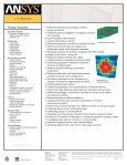 ANSYS® AUTODYN® Explicit Software for Nonlinear ... - ESSS - Page 4