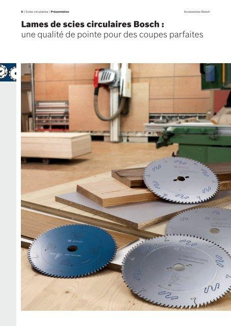 Bosch : la précision pour les pros.
