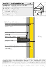 aansluiting verdiepingvloer – gevel - Febelcem