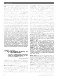 Integrated Programs - BMJ Quality and Safety