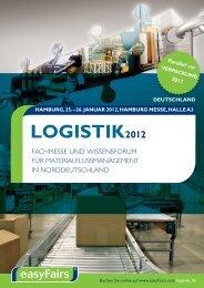 Messeflyer_Logistik2.. - Hamburg Logistik Institut GmbH