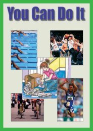 KS2 English reading booklet - You Can Do It - Emaths