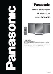 SC-HC25PU-K.pdf - Panasonic