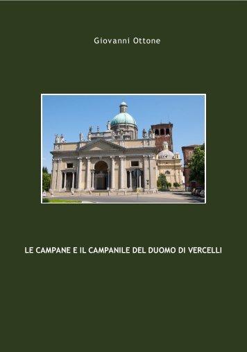 Le campane e il campanile del Duomo di Vercelli - Campanologia