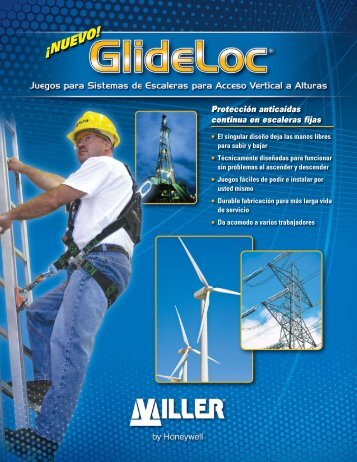 Â¡NUEVO! - Miller Fall Protection