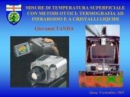 Termoenergetica e condizionamento ambientale