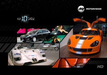 Download Fact Sheet Top 10 Show (PDF) - MOTORVISION Group