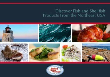 Discover Fish and Shellfish Products From the Northeast USA