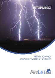 Stormbox (PDF) - Pipelife Finland Oy