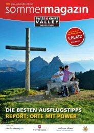 die besten ausflugstipps report: orte mit power - Schwyz