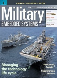 Military Embedded Systems May/June 2007