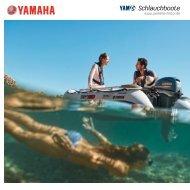 Schlauchboote YAM 2013 - Yamaha Motor Europe