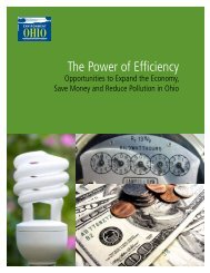 The Power of Efficiency - Public Interest Network