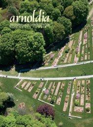 Open as a single document - Arnoldia - Harvard University