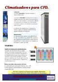 Climatizadores para Climatizadores para CPDs - Equinsa Networking - Page 6