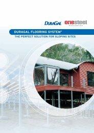 DURAGAL FLOORING SYSTEM® - Metal Mates