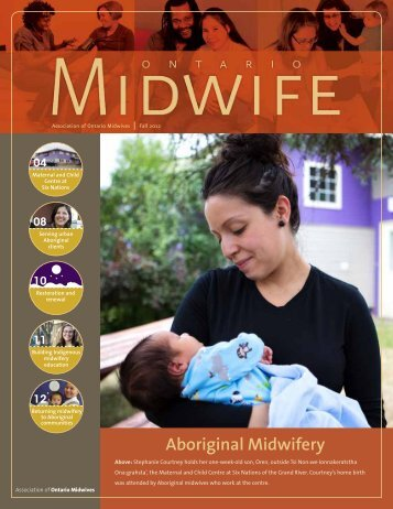 Fall 2012 - Ontario Midwives