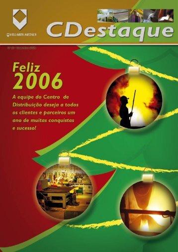 Nº 20 • Dezembro 2005 - Villares Metals