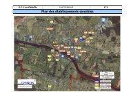 Cartographie opérationnelle - Chinon