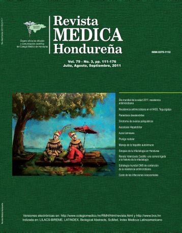 Vol. 79 - No. 3, pp. 111-176 Julio, Agosto, Septiembre, 2011