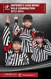 hockey canada rulebook - Agility CMS