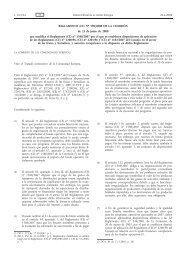 REGLAMENTO (CE) No 590/2008 DE LA COMISIÓN de ... - EUR-Lex