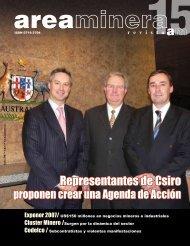 Representantes de Csiro en Chile - Areaminera