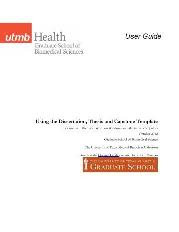 Auburn university thesis dissertation