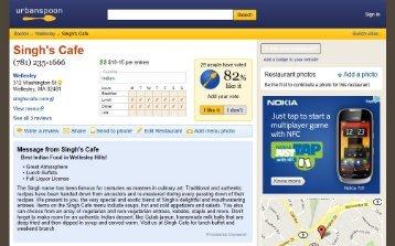 Download Pdf File - SINGH'S Cafe