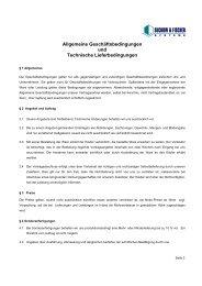 AGB (PDF-Download) - Suckow & Fischer Systeme GmbH & Co. KG
