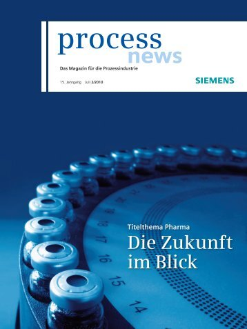 Process News 2/2010 deutsch - Siemens