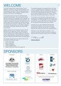 Program and Registration Brochure - MISA - Page 3