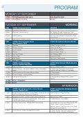 Program and Registration Brochure - MISA - Page 4